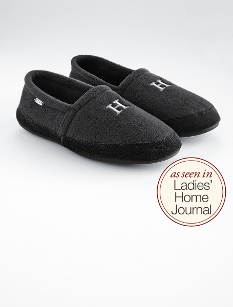 men's acorn spa slippers