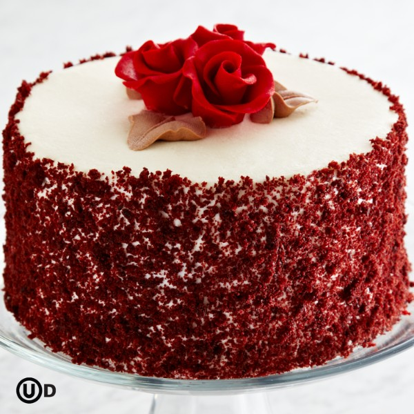 Personalizable Red Velvet Cake