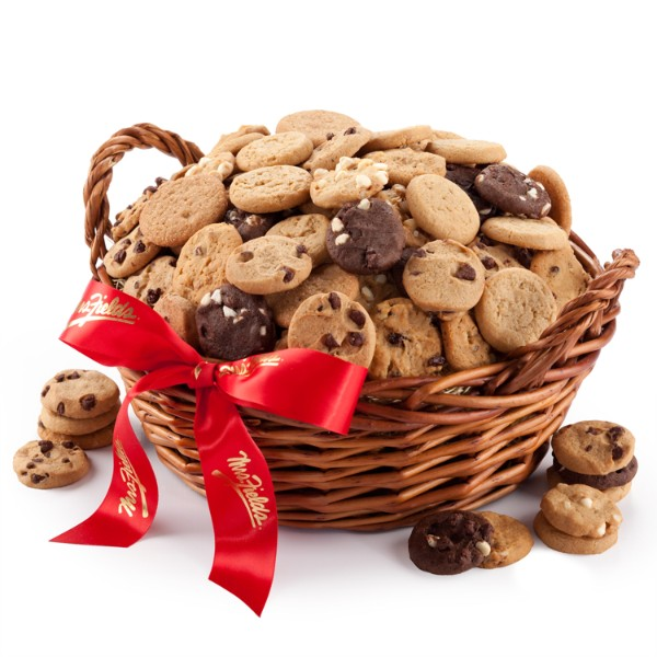 Mrs. Fields Cookie Basket - 100 Nibblers