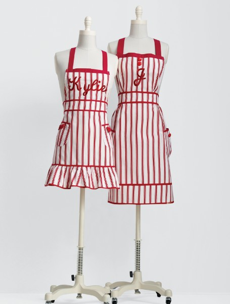 Mother + Daughter Aprons