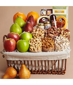 Gourmet Variety Basket