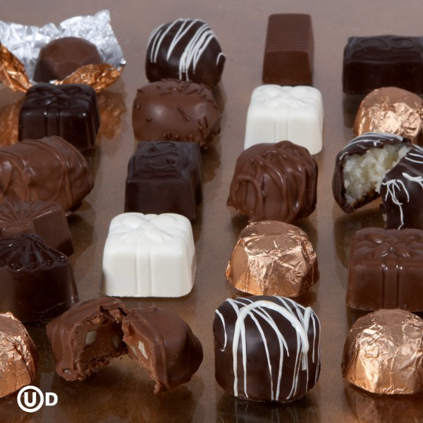 Rocky Mountain Assorted Chocolates - 36 Pieces