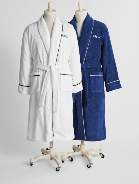 Buy mens robes - Men\'s Monogram Terry Robe