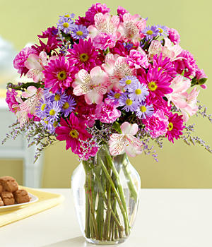 75 Blissful Blooms for Mom