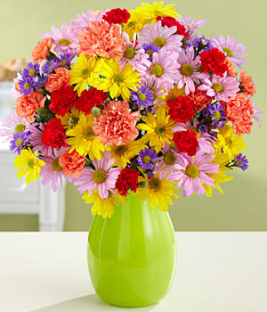 100 Blooms of Sunshine for Mom