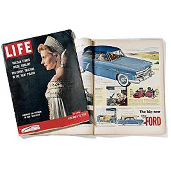 Personalized LIFE Magazine