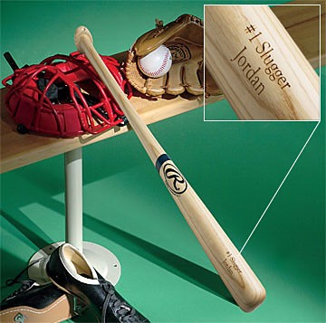Personalized Engraved Baseball Bat - 34