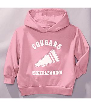 Youth Sports Hoodie - Pink - XL(18-20)