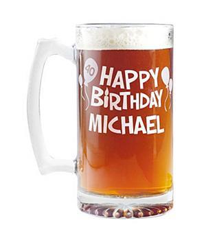 Birthday Giant Beer Mug
