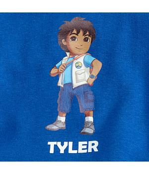 Go Diego Go T-Shirts and Hoodies for Kids