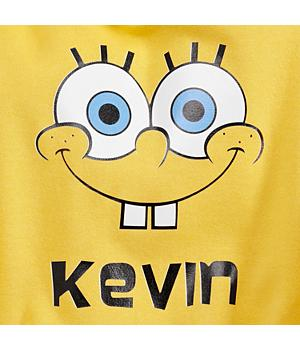 Personalized SpongeBob Youth T-Shirt and Hoodie