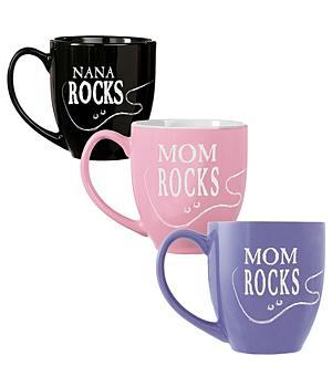 Rocks Bistro Mugs