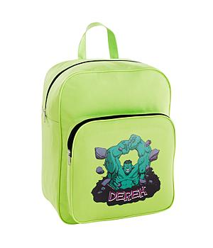 Personalized Marvel Incredible Hulk  Backpack