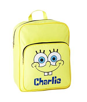 Nickelodeon SpongeBob Backpack - Personalized