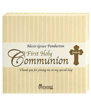 Communion Candy Bar Wrappers - Set of 30