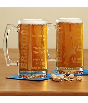 Sportsaholic Oversized Beer Mug