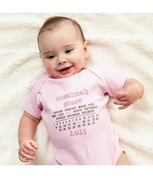Baby's Special Day Bodysuit