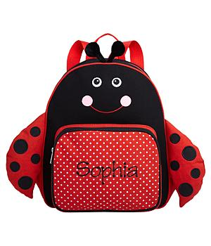 Animal Backpack - Ladybug