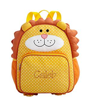 Animal Backpack - Lion