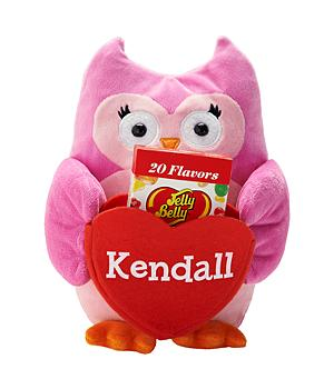 Deluxe Plush Pocket Pal - Owl