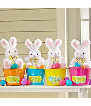 Easter Bunny Egg Hunt Bucket Set