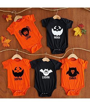 Spooky & Sweet Halloween Apparel