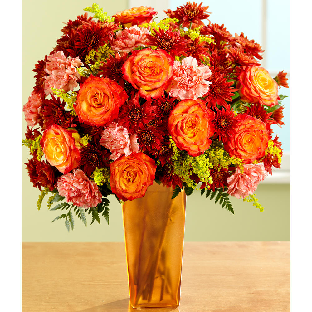 Deluxe Autumn Harvest Bouquet