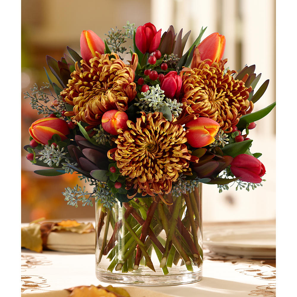 Seasonal Splendor Centerpiece