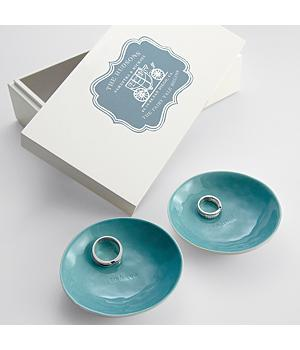 to have & to hold ring holder - wedding carriage