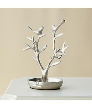 jewelry tree ring holders - Wedding Ring Holder