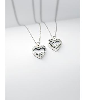 what fills her heart diamond necklace
