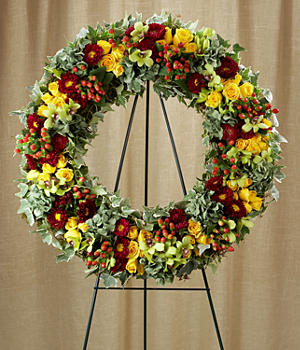 Celebration of Life Wreath