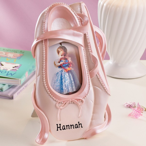 Ballet Decor personalized frame
