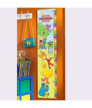 Sesame Street Decor Tktb